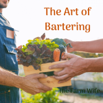 the art of bartering