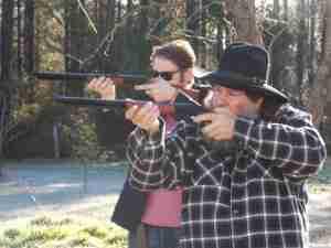 firearms on the farm - b.b. guns