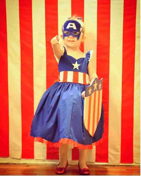 Kids & Super Heroes