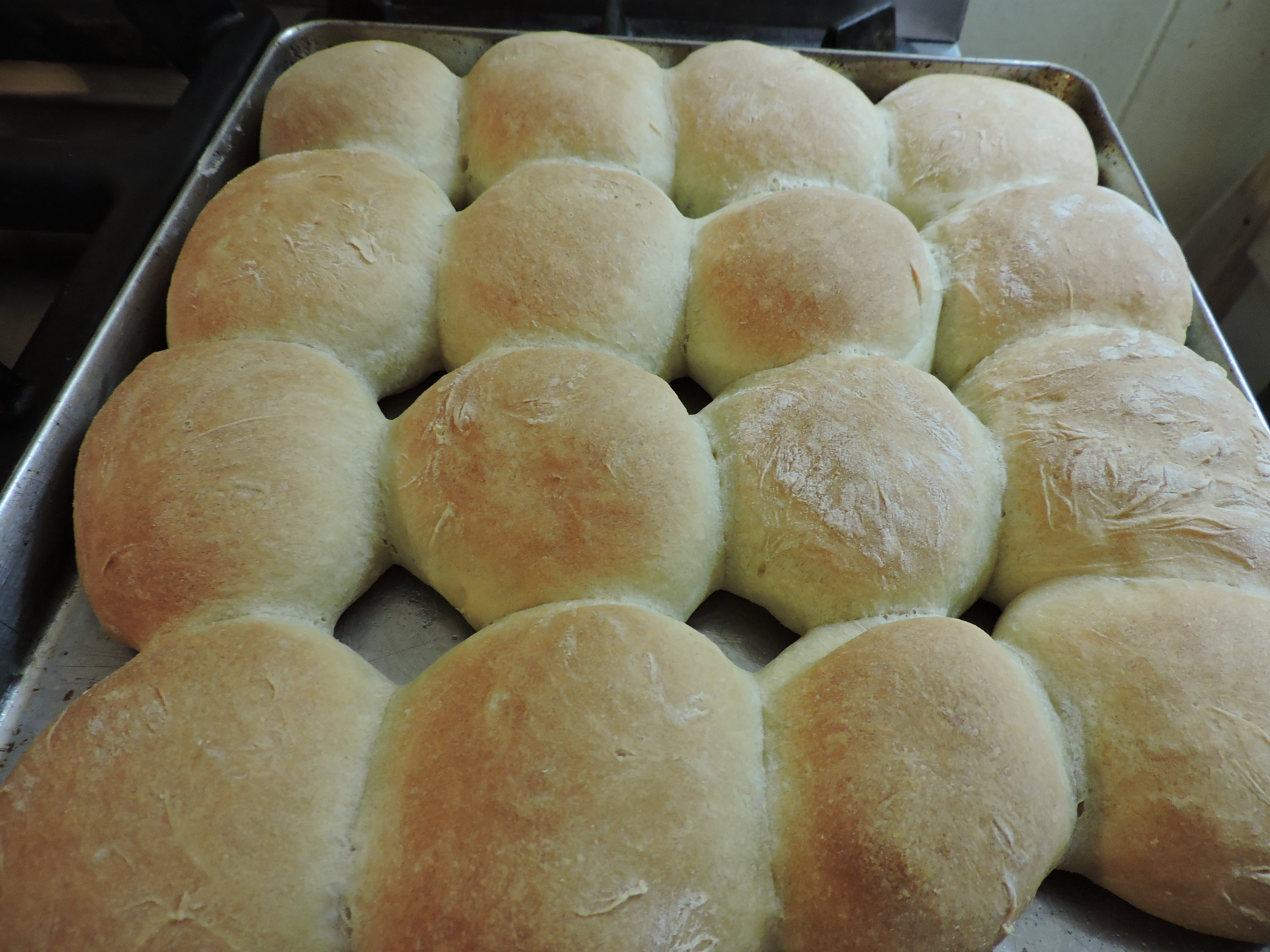 Simply Living - Baking Bread