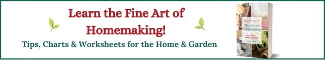 The Ultimate Manual for the Art of Homemaking Banner