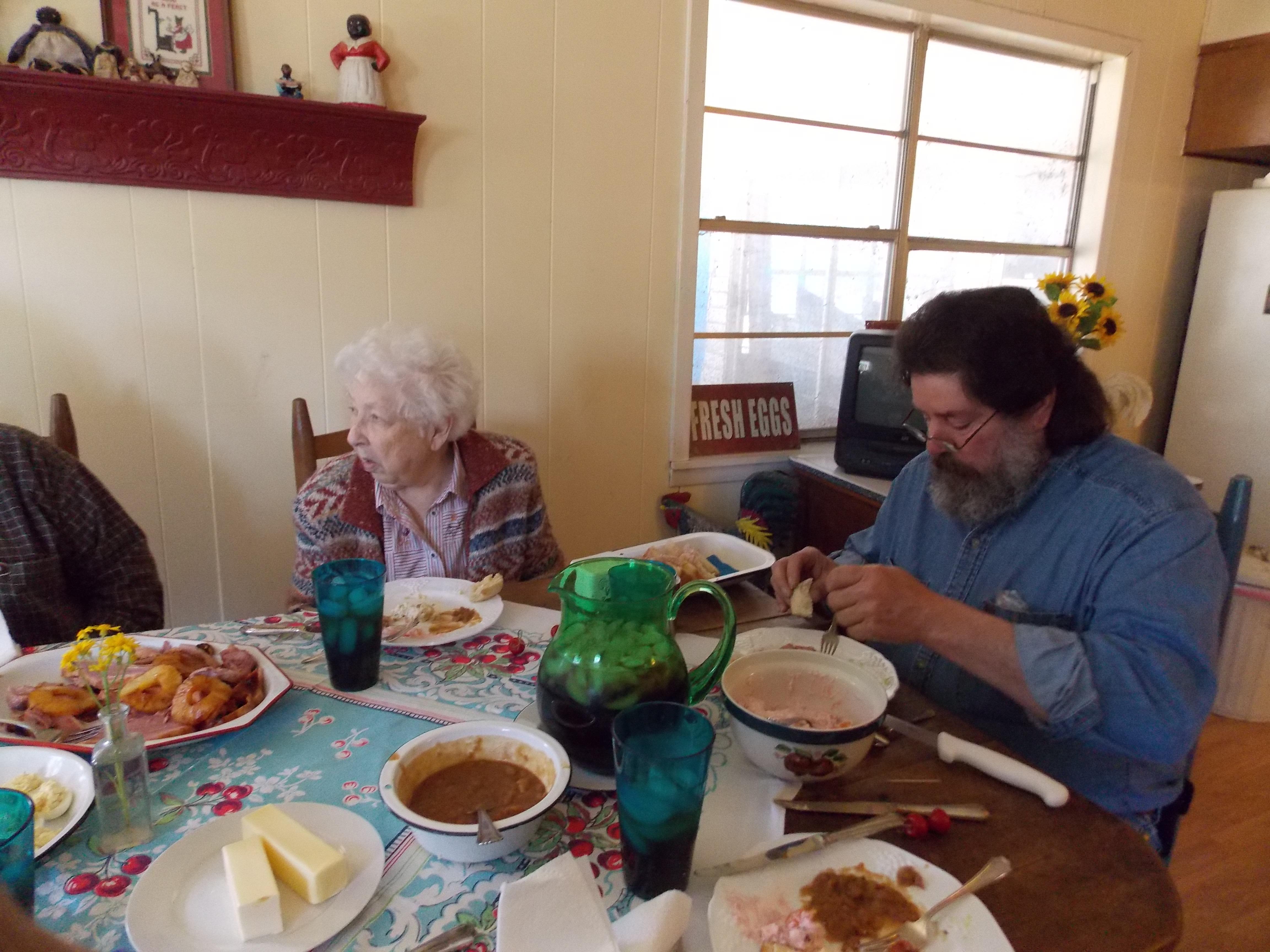 Reviving the Dinner Conversation