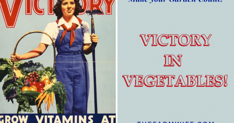 Victory in Vegetables