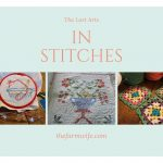 In Stitches - The Lost Art of Handcrafting
