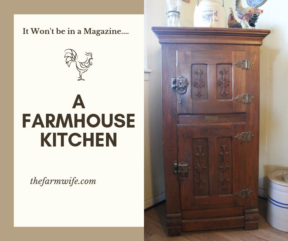 a farmhouse kitchen