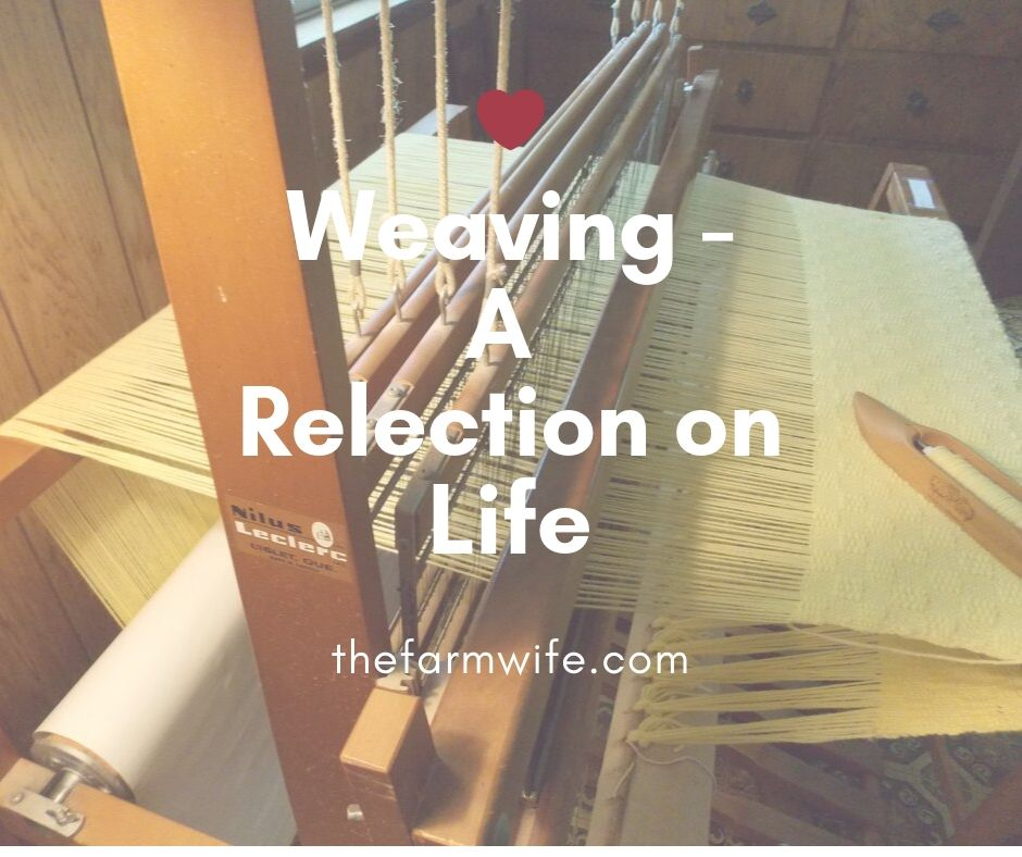 Weaving – a Reflection of Life
