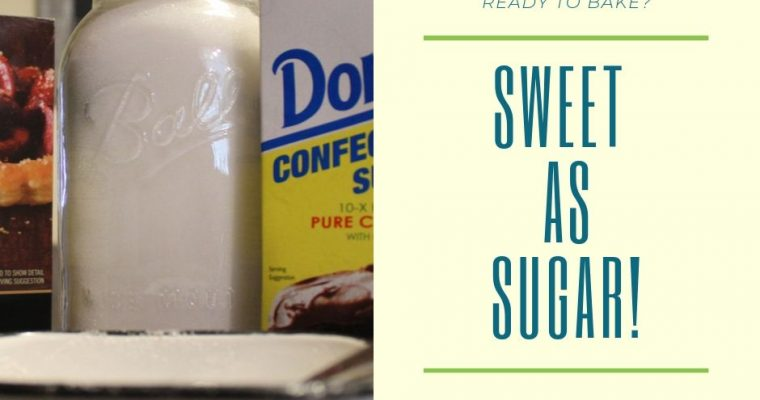 Sweet as…well…Sugar!
