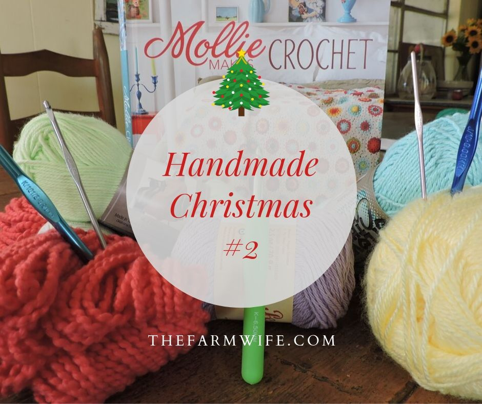 Handmade Christmas #2 -Crochet Hats & Scarves