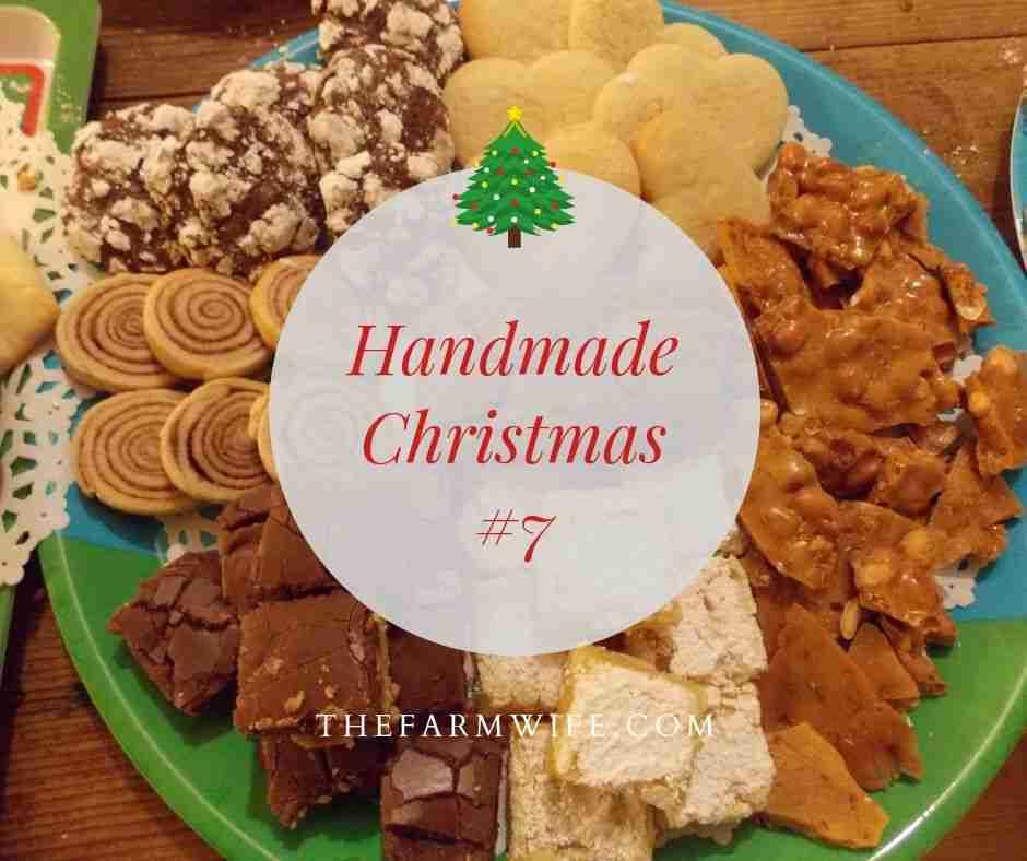 Handmade Christmas Fresh Baked