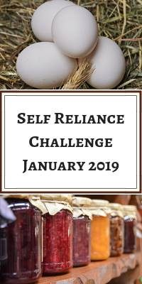 The Self Reliance Challenge Round up