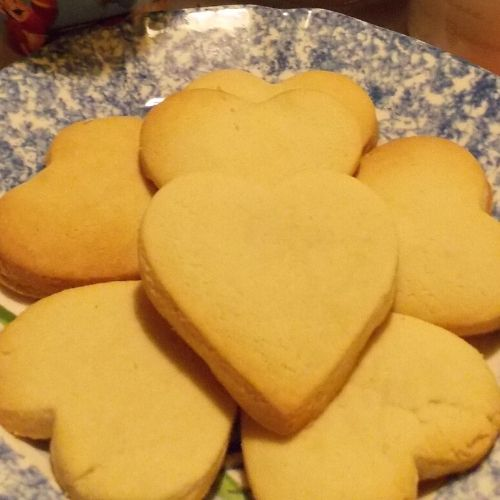 celebrate you with homemade cookies