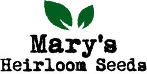 Logo for Mary's Heirloom Seeds