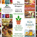 Self Reliance Mega Giveaway