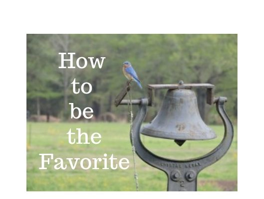How to be the Favorite – Part 2