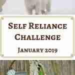 Self Reliance Challenge Kick Off