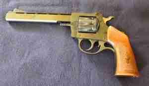 firearms on the farm - pistol