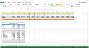 Income and Expense Spreadsheet for Homesteaders and Small Farms Page 3
