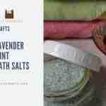 Relax! - Lavender Mint Bath Salts