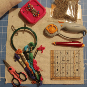 Simple Low Cost Christmas Supplies