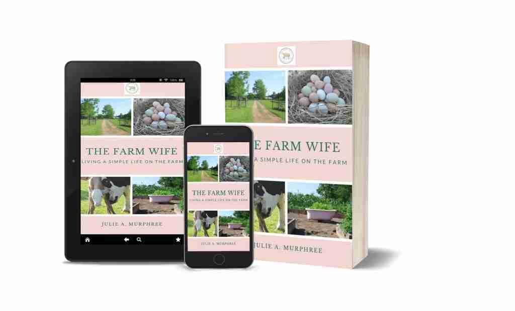 Books by the Farm Wife - The Farm Wife - Living a Simple Life on the Farm