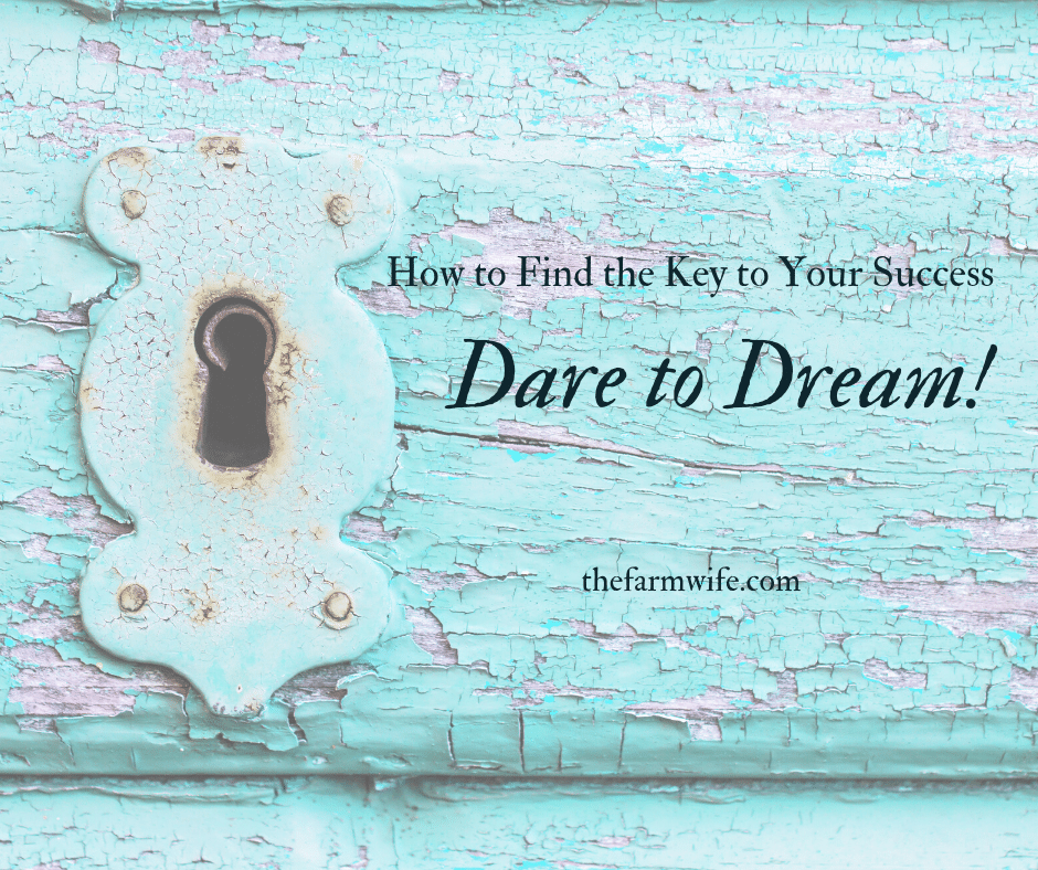 Daring to Dream -