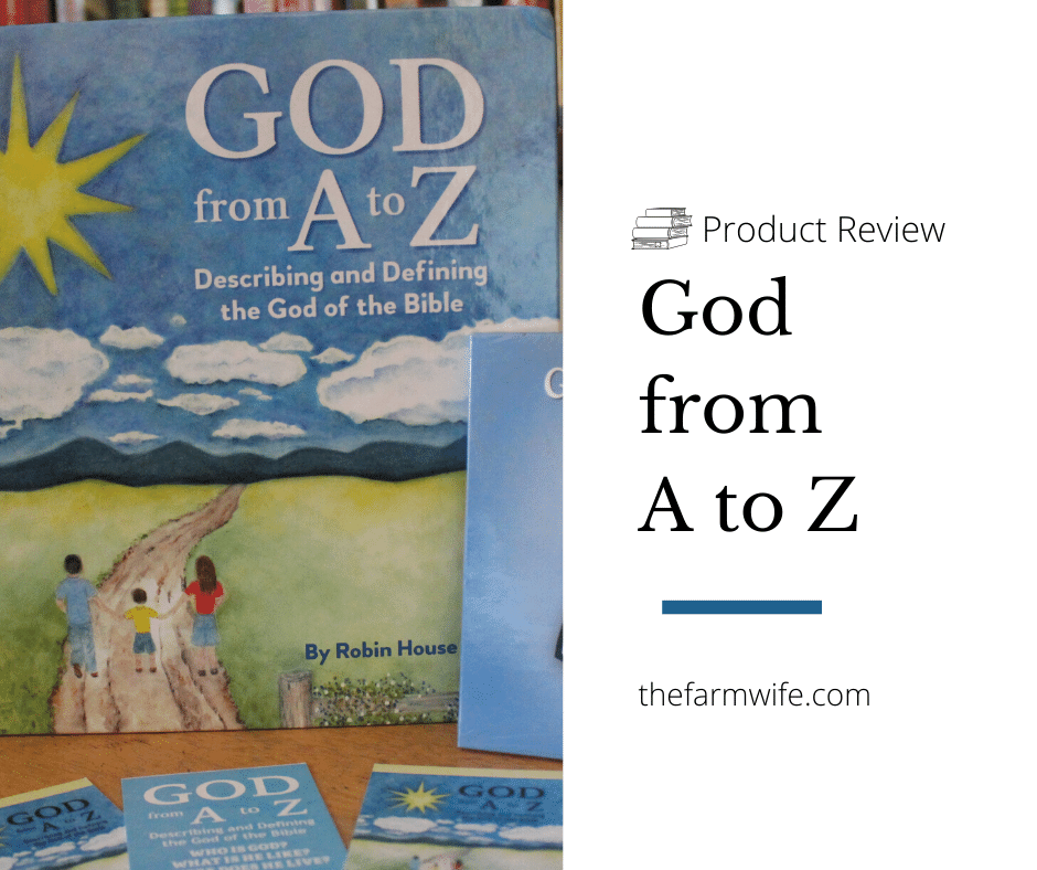 God from A to Z