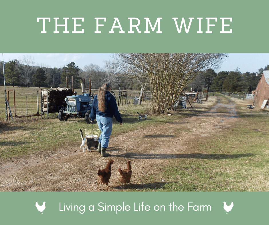 The Farm Wife - About Me