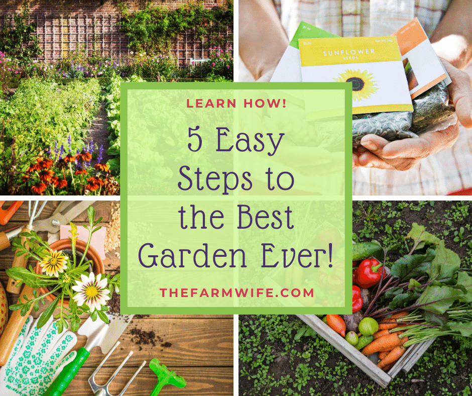 Plan an Awesome Garden