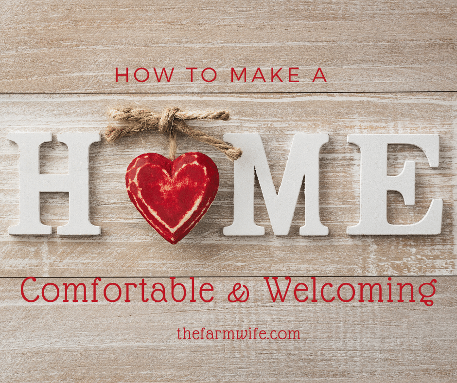 Comfortable & Welcoming Home