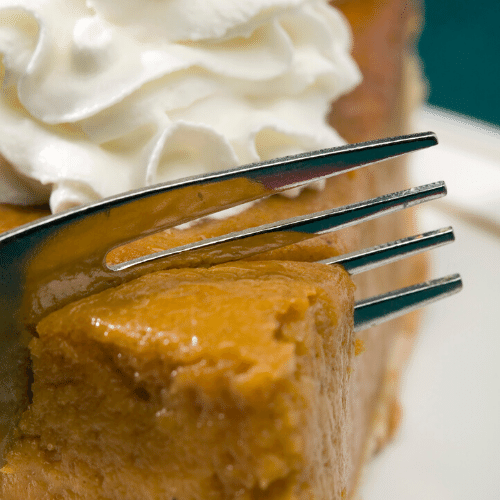 Swap pies and desserts at Thanksgiving