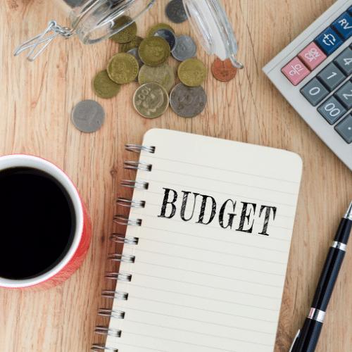 Fresh Start - Create a Budget