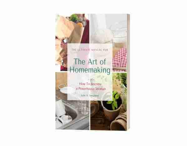 The Art of Homemaking Manual