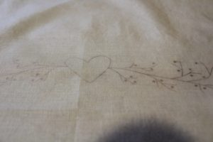 Embroider before you sew you curtains