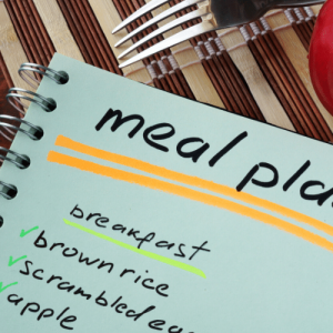How to Create an Easy Meal Plan