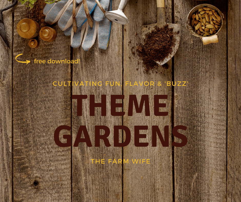 cultivate fun with theme gardens
