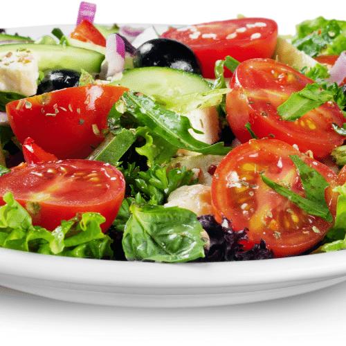 Salad Theme Garden