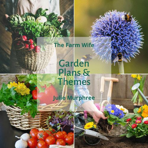 Garden Themes e-book