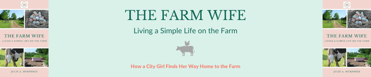 The Farm Wife - Book