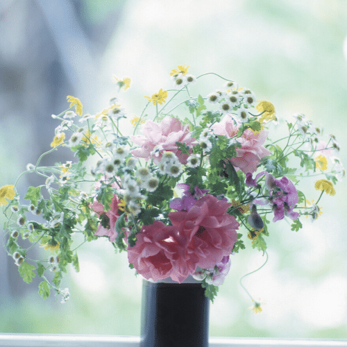 Spring Flowers - beautiful arrangements
