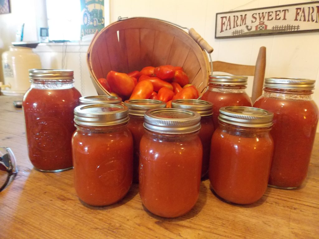 Canning your harvest is a great way to preserve your harvest, but what if you don't know how?  Learn the basics -including equipment and methods!