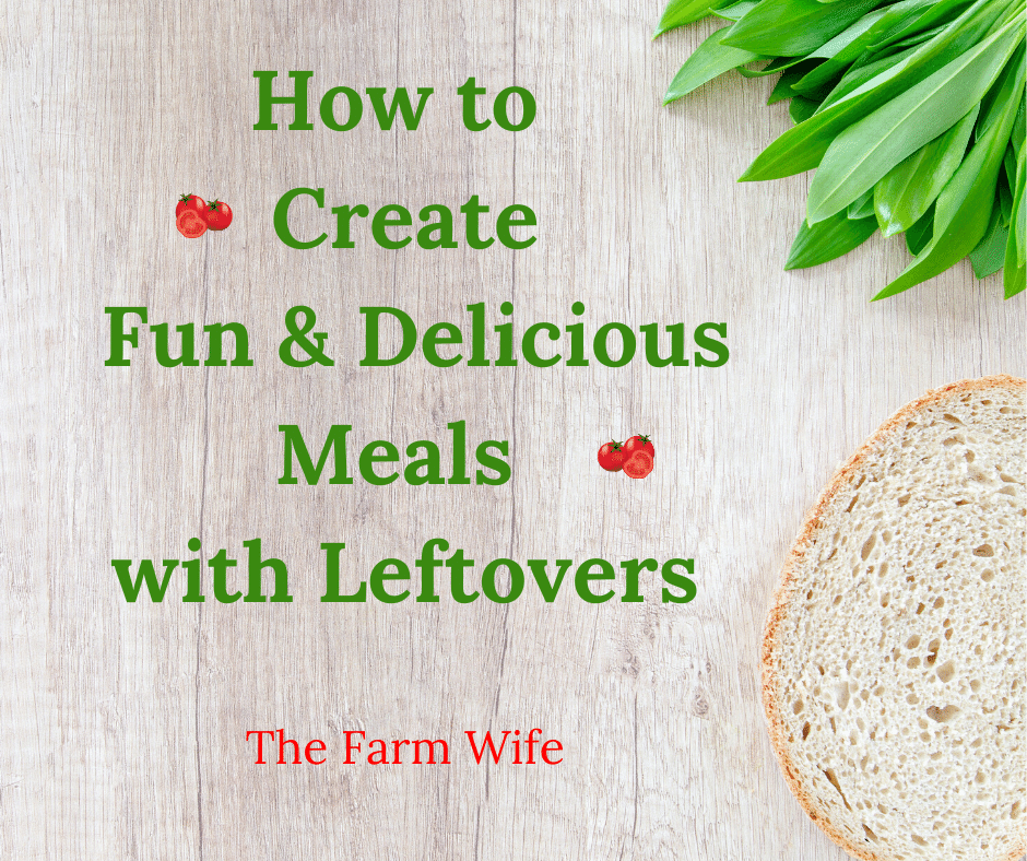 Delicious Meals with Leftovers