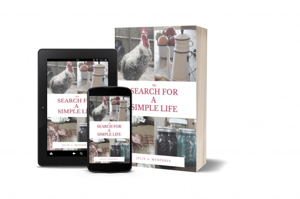 Books by the Farm Wife - The Search for a Simple Life