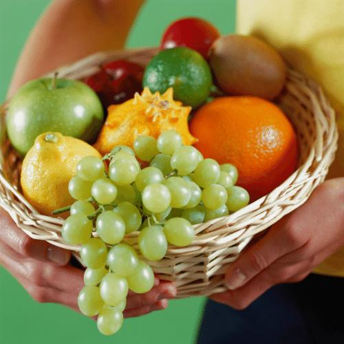 Take a Fruit Basket to a Neighbor