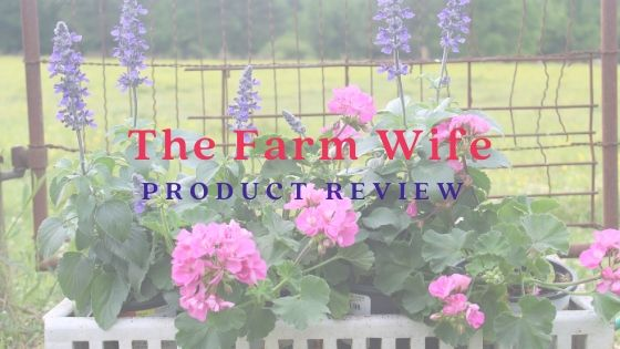 The Farm Wife Product Review