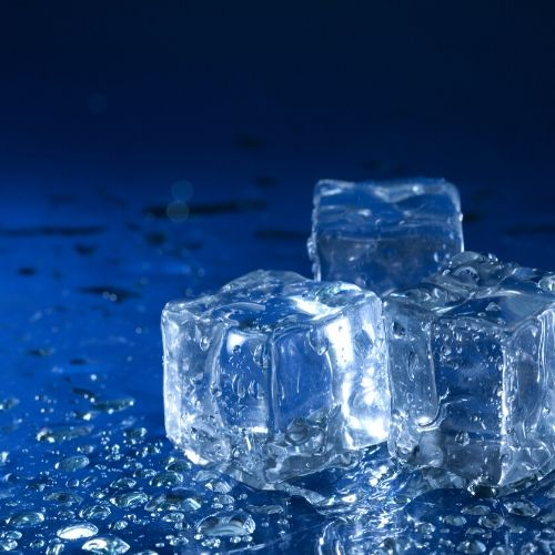 Add ice to your animals' water