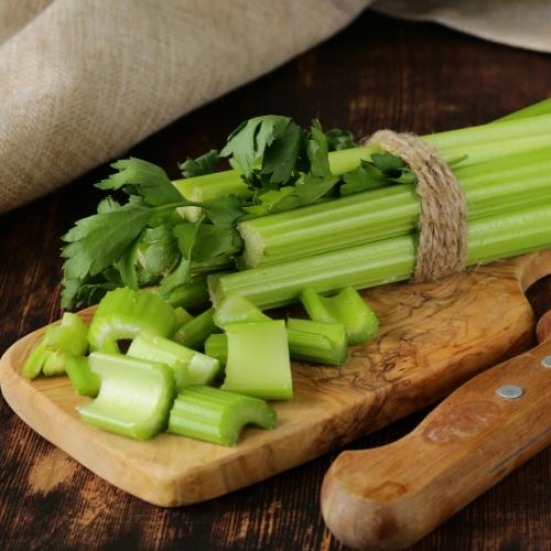 Add celery to your chicken salad