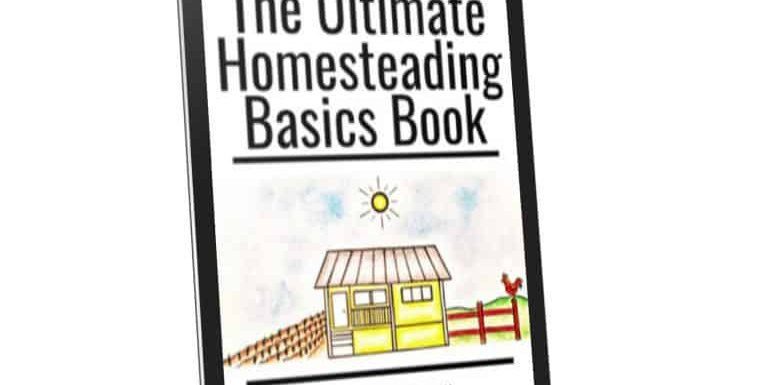 The Ultimate Homesteading Basics Book