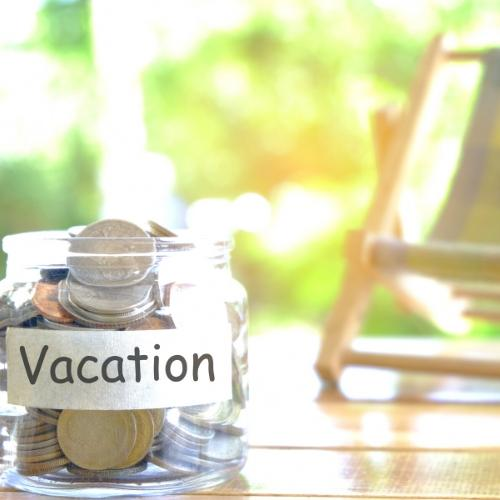 Budget for your stay-cation