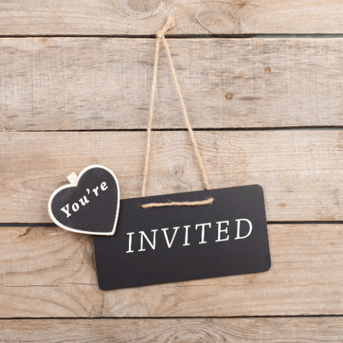 Invitation to a Swap Meet