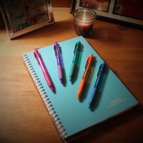 supplies to write your story